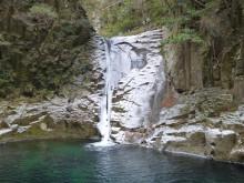 なばり四季のブログ-布引滝