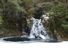 なばり四季のブログ-千手滝