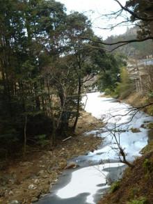 なばり四季のブログ-川