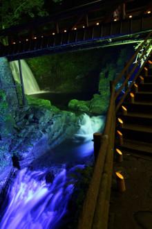 なばり四季のブログ-霊蛇滝