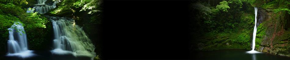 赤目四十八滝と忍者修行体験