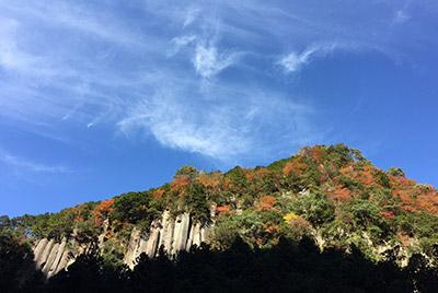 屏風岩(びょうぶいわ)