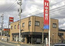 株式会社 中京銀行 名張支店