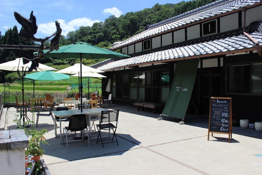 赤目 Guest  House&Cafe Kamui