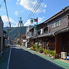 初瀬街道を歩く